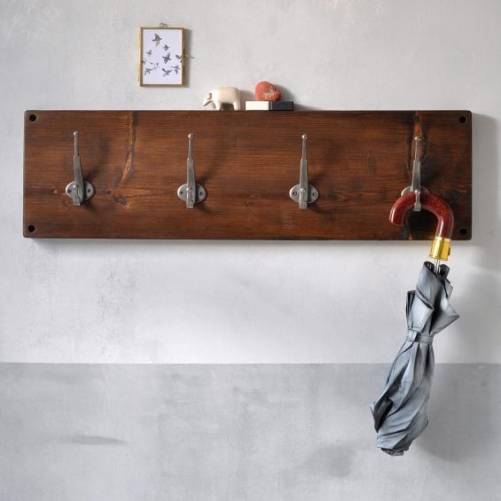Reclaimed Wooden Coat Hook
