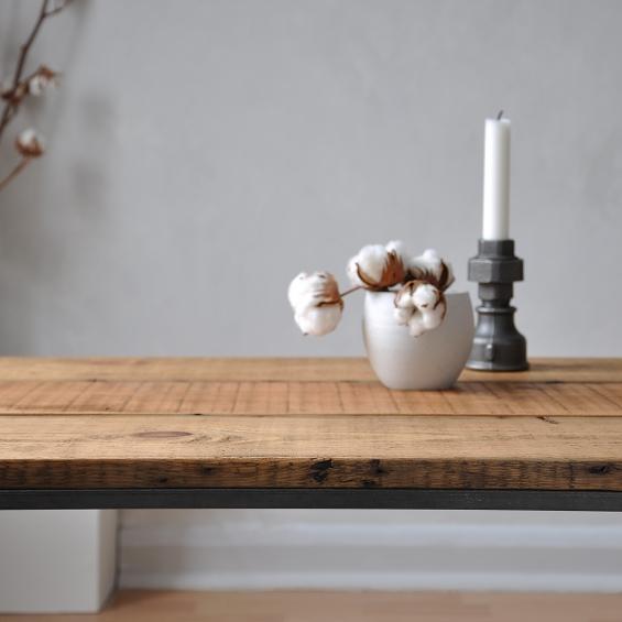 Industrial Reclaimed Coffee Table