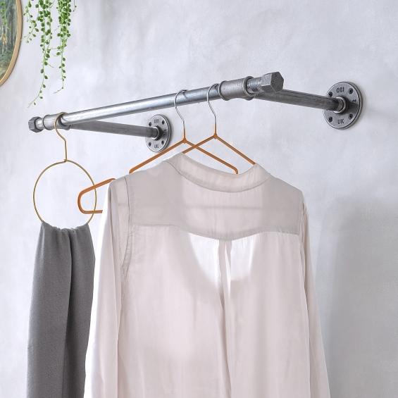 Notting Hill Industrial Clothes Rail