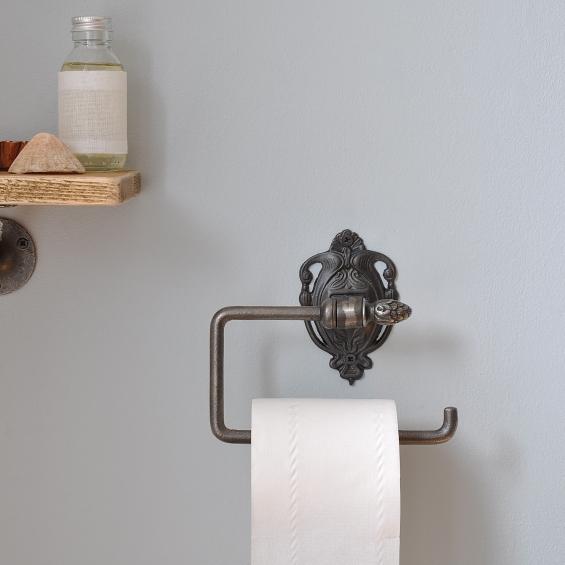 Acorn Toilet Roll Holder