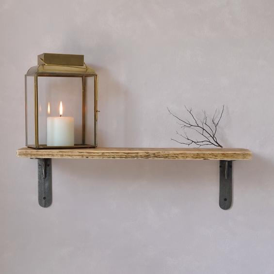 Ophelia Reclaimed Wood Shelf