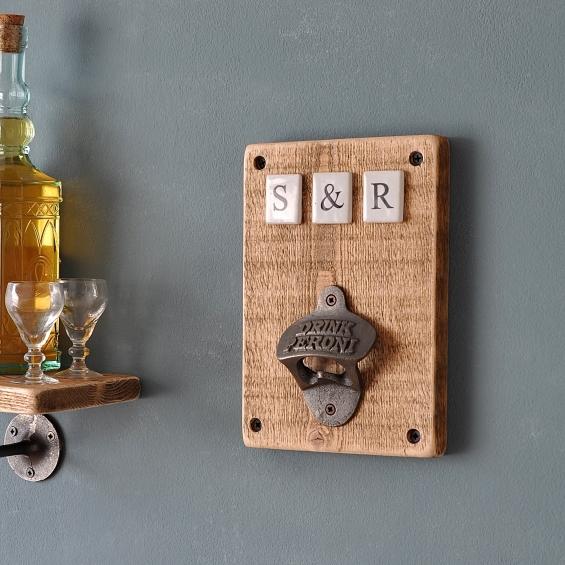 Personalised Ceramic Bottle Opener