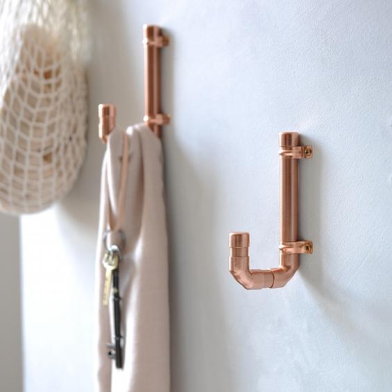 Copper Coat Hook