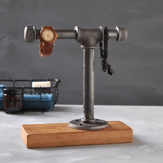 Industrial Jewellery Stand