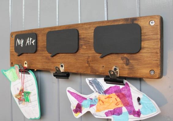Kids Art Display Board